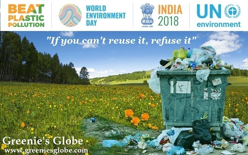 Greenie's Globe: World Environment Day